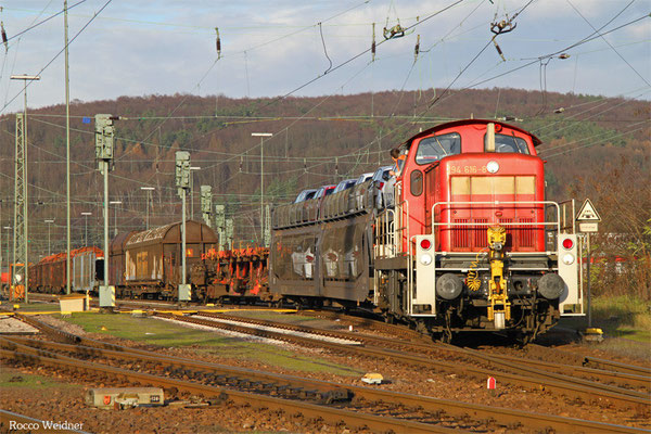 294 616 in Saarbrücken Rbf Ost, 17.12.2015