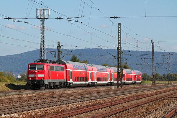 111 193 mit RB 15362 Heidelberg Hbf - Frankfurt/M Hbf,  Mannheim-Friedrichsfeld Süd 21.09.2015