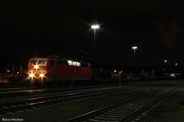 181 204 mit EK 55989 Saarbrücken Rbf Ost - Homburg(Saar), 06.01.2016