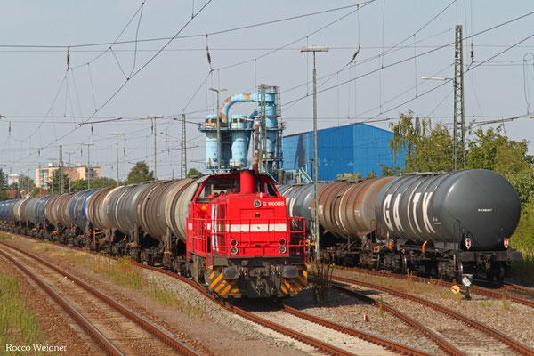 HGK G1000 in Ludwigshafen-Rheingönheim 17.07.2015