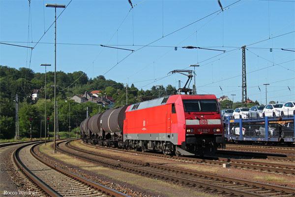 152 139 mit GC 44442 Wackerwerk - Forbach/F (Salaise) (Sdl.Benzol), Saarbrücken Rbf 04.06.2015