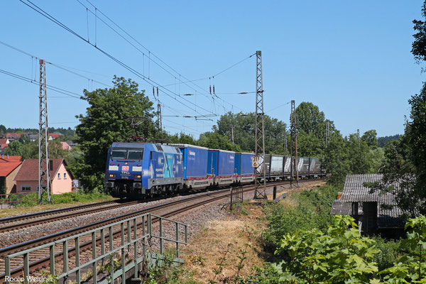152 138 mit GA 52971 Dillingen(Saar) - Berlin-Lichterfelde West, Beckingen 10.07.2015