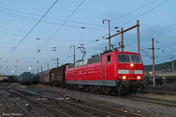 181 215 mit EZ 47248 Einsiedlerhof - Forbach/F (Survilliers Foss), Forbach 16.06.2015