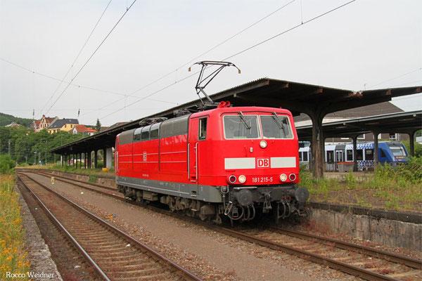 181 215 in Neunkirchen(Saar) , 16.06.2015