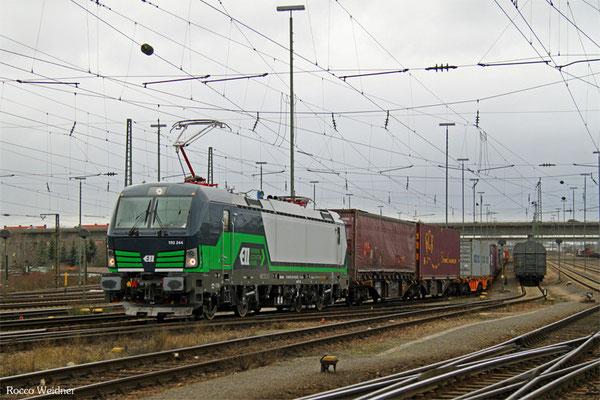 193 244, Mannheim Rbf Gr. K 02.02.2016