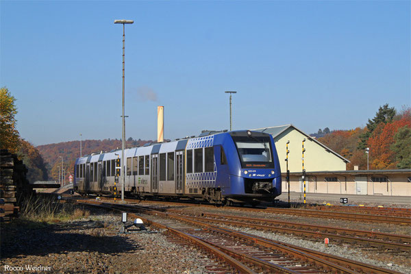 622 410 RB 29608 Idar-Oberstein - Baumholder, 02.11.2015