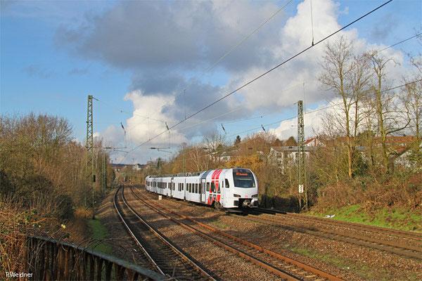 429 114 als RE 4778 Koblenz Hbf - Mannheim Hbf (mit +20 min), Saarbrücken 17.01.14