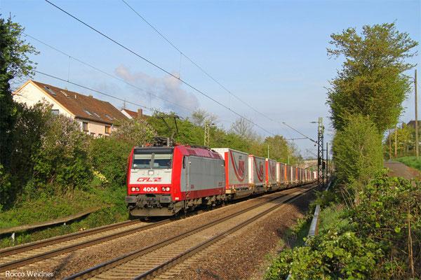 000 4004 mit DGS 41563 Bettembourg-Marchandises/L - München Laim Rbf,