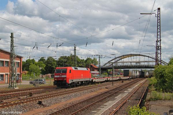 152 170 mit GA 52971 Dillingen(Saar) - Berlin-Lichterfelde West (Ford), Dillingen 19.05.2015