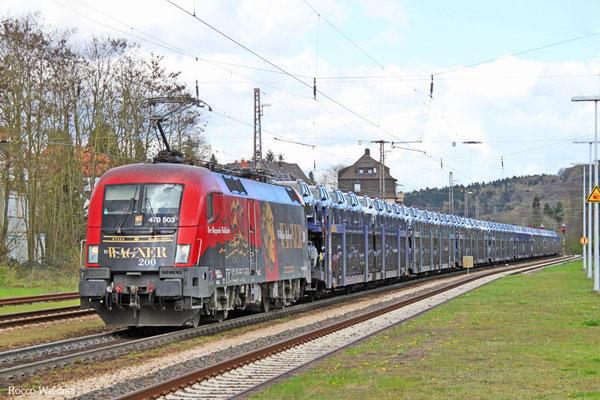 470 503 mit DGS 95412 Passau Hbf - Saarbrücken Rbf Nord (Sdl.), Dudweiler 15.04.2016