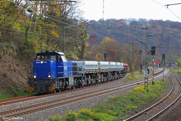 275 108 mit Schotter, Saarbrücken 09.11.2015