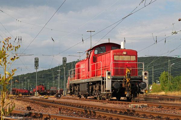 294 857 Saarbrücken Rbf Ost 19.08.2015