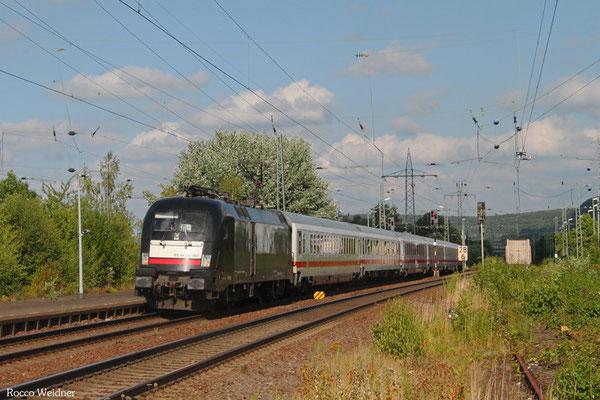 182 507 mit IC 2054 Frankfurt/M Hbf - Saarbrücken Hbf, Landstuhl 14.07.2015