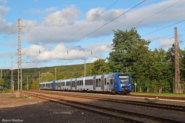 VLEXX 620 415 + 622 439 als RE 29524 Frankfurt/Main Hbf - Saarbrücken Hbf, Dudweiler 15.09.2015