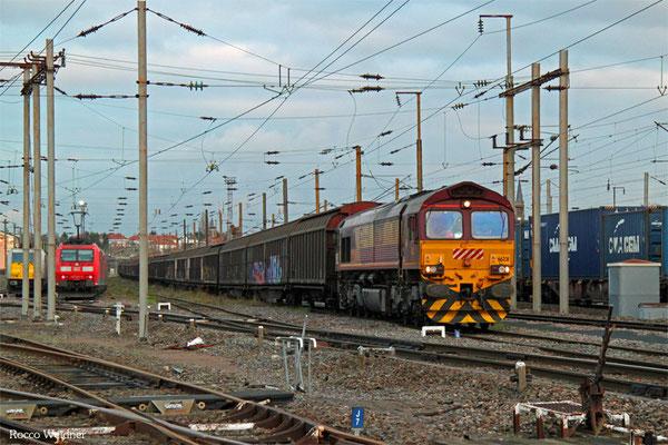 66 231 mit 48462 Forbach/F - Gretz-Armainvilliers/F (Tournan), 26.01.2015
