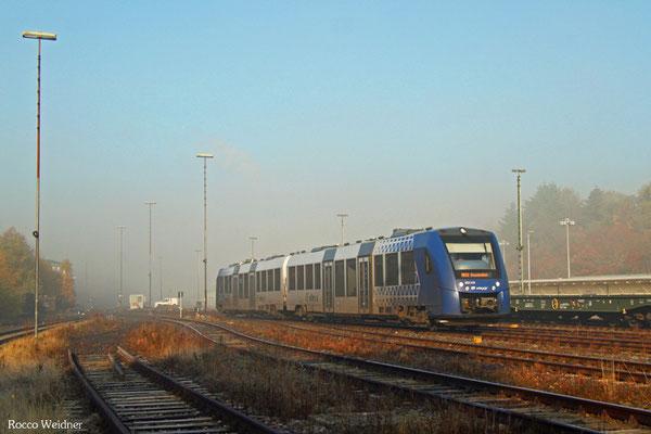 622 410 als RB 29596 Bingen(Rhein) Stadt - Baumholder, 02.11.2015
