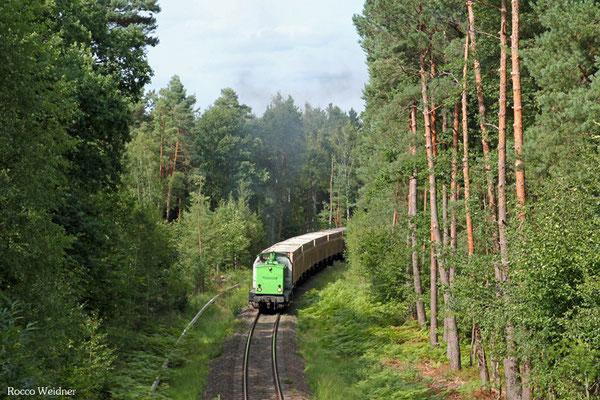 STEG 202 787 mit DGS 69487 Westrich - Landstuhl (Sdl.), Ramstein-Miesenbach 25.08.2015