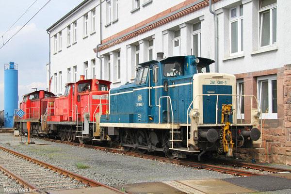 261 680, Mannheim Rbf 17.04.2016