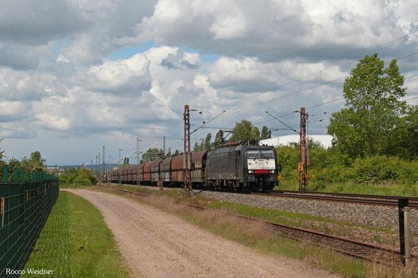 189 451 (i.E. für NIAG), Ensdorf 20.05.2015