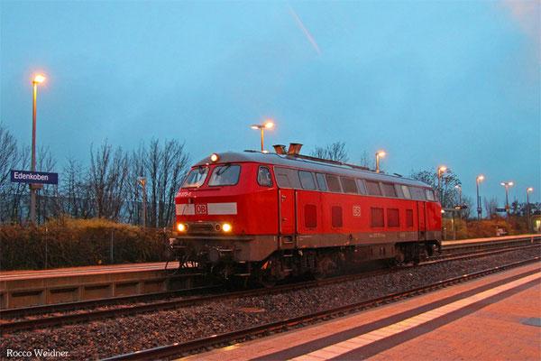225 073 als T 67115 Karlsruhe Gbf - Einsiedlerhof (Sdl.), Edenkoben 20.11.2015