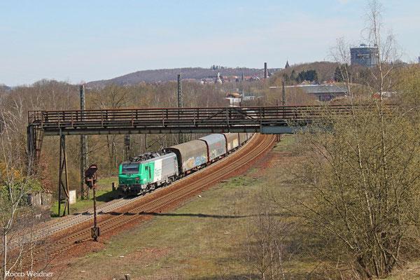 SNCF FRET BB37021, Neunkirchen-Sinnertal 07.04.2015