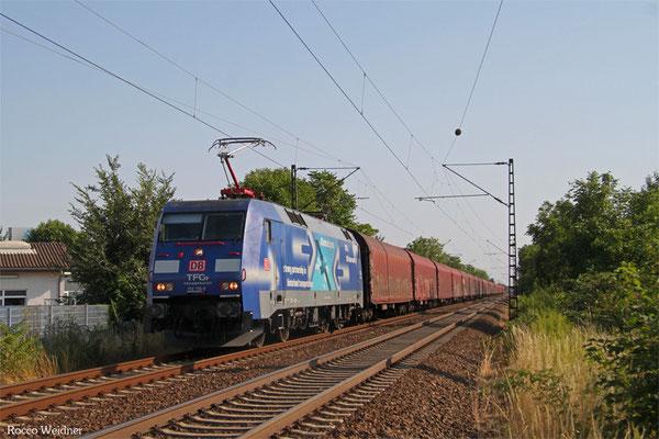 152 136 mit GB 60793 (Vittel) Saarbrücken Rbf Nord - Worms Gbf, 17.07.201517.07.2015