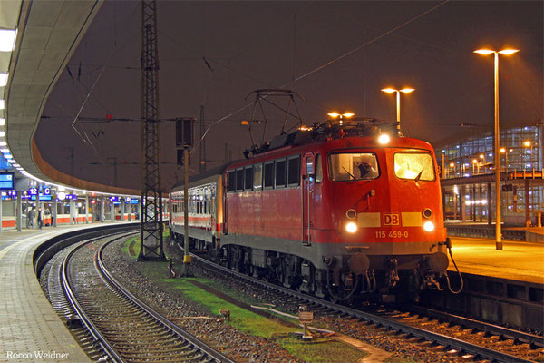 115 459 mit IC 2057 Saarbrücken Hbf - Frankfurt/Main Hbf, 04.12.2015