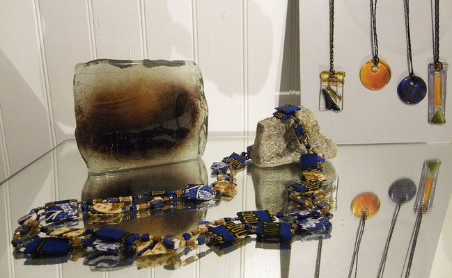 Atelier Galerie Saint Gildas de Rhuys 2015