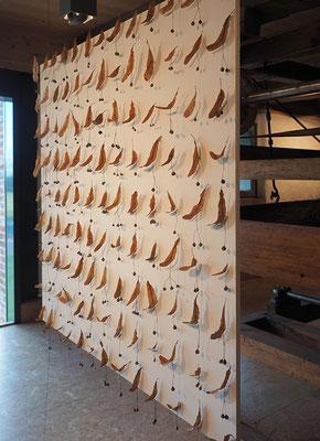 Die Installation Linde von Yui Tombana