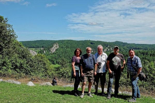 Oberes Donautal - Juli 2017