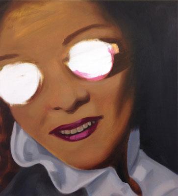 Odessa, oil on canvas