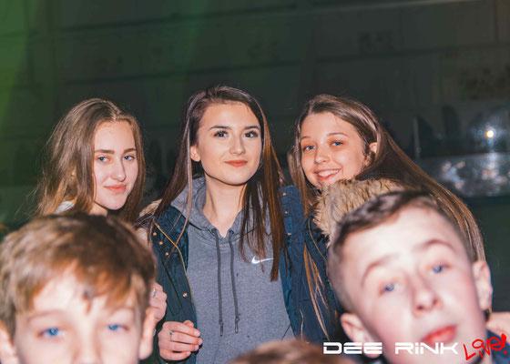 Dee Rink Live! Ice Disco Deeside