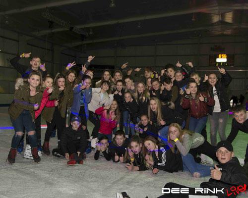 Club Nights in Ice - Deeside Rink