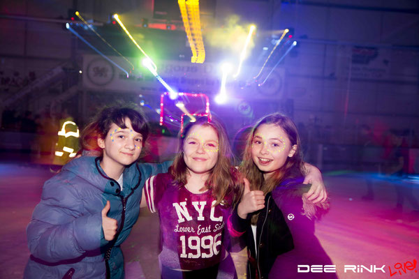 Ice Disco- Friday & Saturday 8- 10PM Deeside Ice Rink