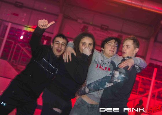 Deeside Ice Rink Disco on Ice