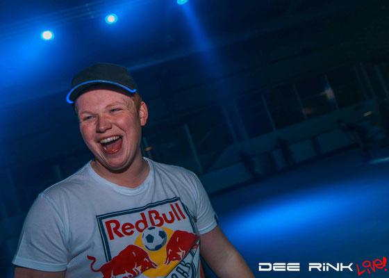 DJ Matty Downes Ice Disco Deeside