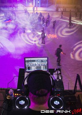 Club Nights On Ice - Dee Rink Live - Ice Disco