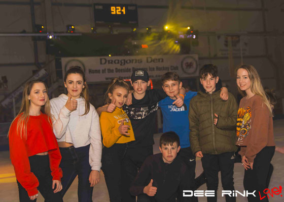 Ice Disco- Deeside Party at the Rink