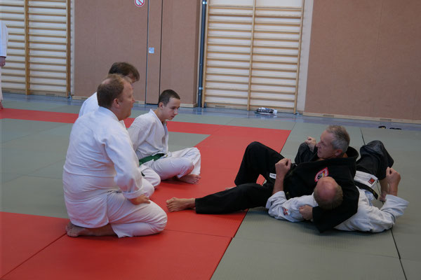 Judo mit Manfred Dilger