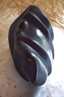 >Urwesen<, Gabbro, 2007, B 65 cm