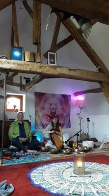 Méditation et musique