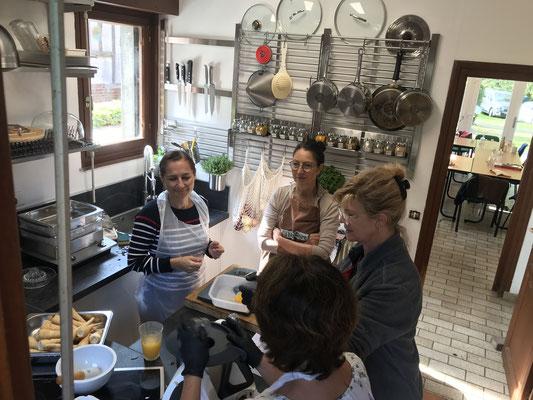détox gourmande, Pranahvital, ateliers cuisine