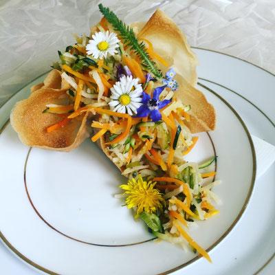 cuisine des plantes