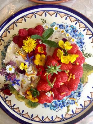 cuisine des plantes, la santé dans l'assiette