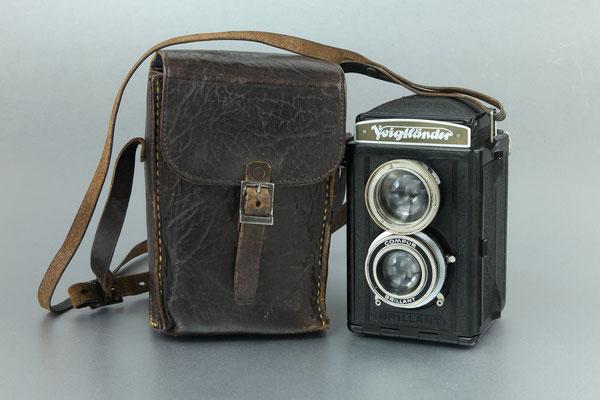 VOIGTLÄNDER Brillant S  1938 - 1948  ©  engel-art.ch