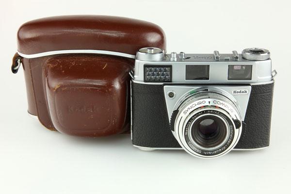 KODAK Retina IIIS (Typ 027)  ©  engel-art.ch