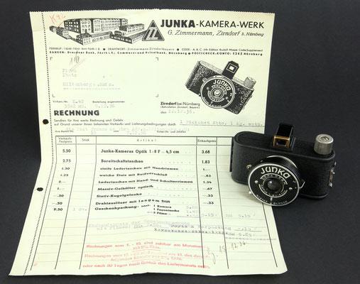 JUNKA  1936  © engel-art.ch