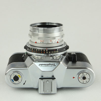 VOIGTLÄNDER Ultramatic   ©  engel-art.ch