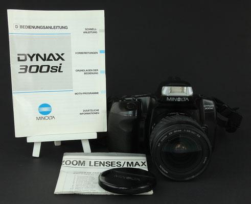 MINOLTA Dynax 300si  ©  engel-art.ch