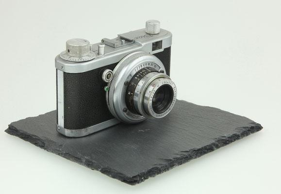 DIAX I (W.Voss, Ulm D 1950-1951)  ©  engel-art.ch